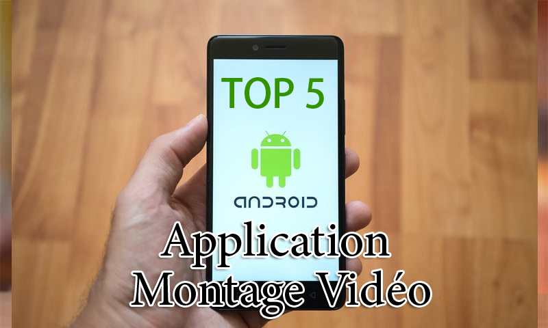 Application de Montage video
