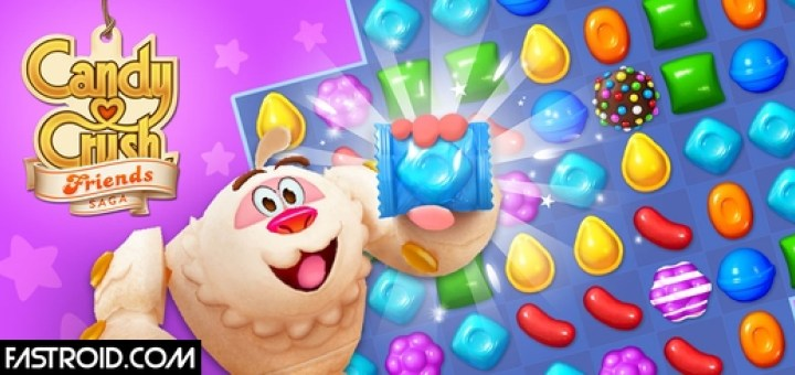 Candy Crush Saga Amis
