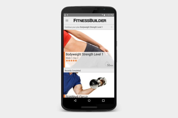 applications de sport et fitness