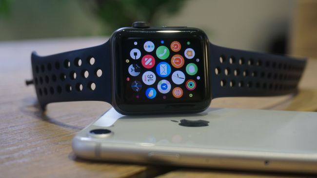 configurer Apple Watch
