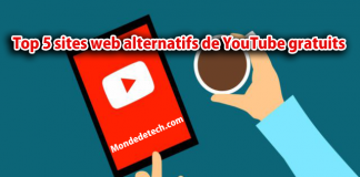 Top 5 sites web alternatifs de YouTube gratuits
