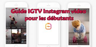 Guide IGTV Instagram video pour les débutants
