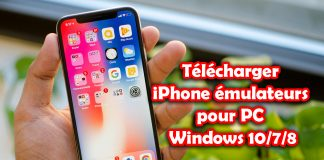 Télécharger iPhone émulateurs pour PC Windows 10/7/8