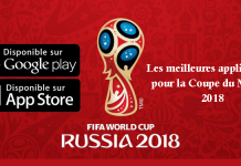 Coupe du Monde 2018 : les meilleures applications android et iphone