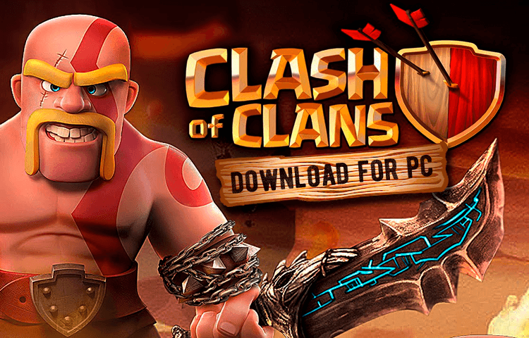 Clash of Clans pour PC