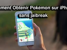 Comment Obtenir Pokémon sur iPhone sans jaibreak