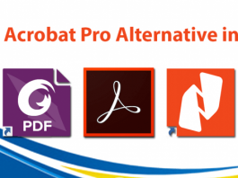 Alternatives de Adobe Acrobat