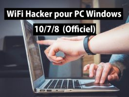 WiFi Hacker pour PC Windows
