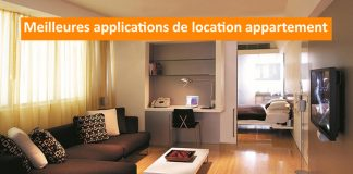 Meilleures applications de location appartement