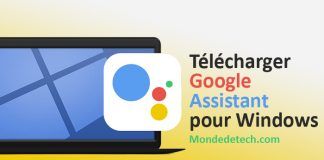 Google Assistant pour Windows